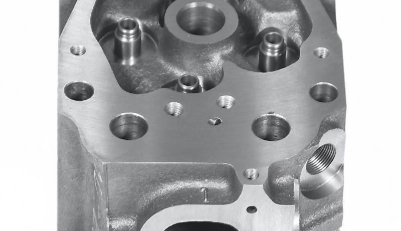 Photo of Cylinder Head